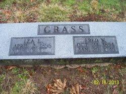 Iza L <i>Anders</i> Crass