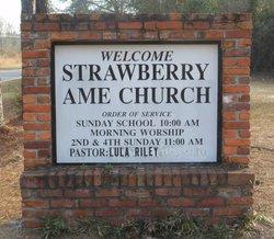 Strawberry A.M.E. Church Cemetery