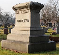 Frances Elizabeth <i>Brokaw</i> Belton