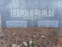 Frances Elizabeth <i>Weems</i> Butler