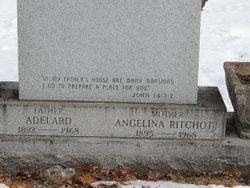 Angelina <i>Ritchotte</i> Chapdelaine