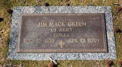 Jim Mack Green