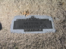 Arthur Rudolph Beverforden