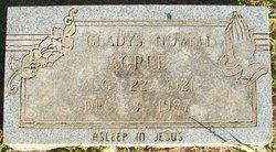 Gladys <i>Nowell</i> Acree