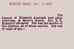 Elizabeth Angstadt