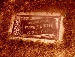 Flora E <i>Reynolds</i> Butler