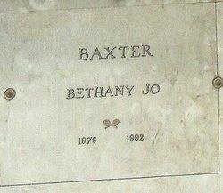 Bethany Jo Baxter