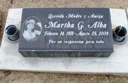 Martha G Alba