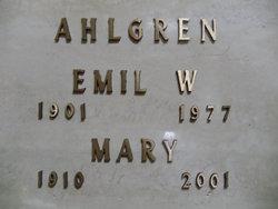 Mary Ahlgren