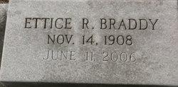 Ettice R. <i>Ricks</i> Braddy