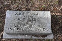 Alice <i>Atkinson</i> Morrill