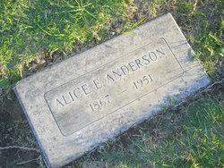 Alice E. Anderson