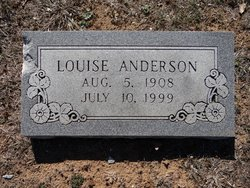 Louise Anderson