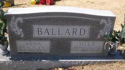 Sula Margarite <i>Johnston</i> Ballard
