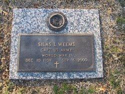 Rev Silas Lee Weems