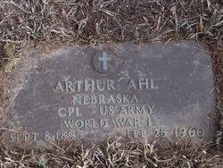 Arthur Severene Ahl
