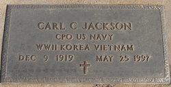 Carl Chauncy Jackson