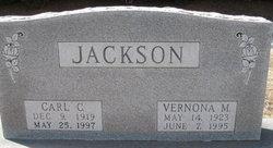 Vernona Maxine <i>Sanders</i> Jackson