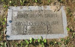 Henry Joseph Simmet