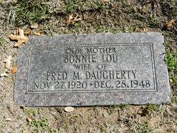 Bonnie Lou <i>Polley</i> Daugherty