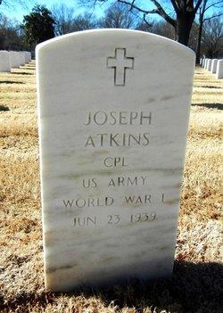 Joseph P. Atkins