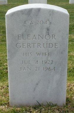 Eleanor Gertrude Isom
