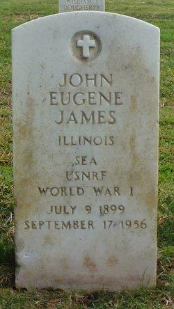 John Eugene James