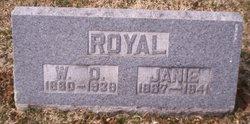 Emilie Jane <i>Simpson</i> Royal