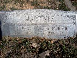Ernestina <i>Ramon</i> Martinez