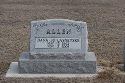 Dana Jo <i>Allen</i> Lasnetske