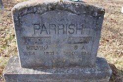 Benjamin Absalom Parrish