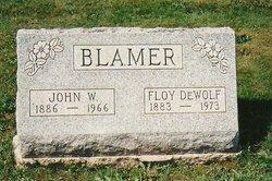 John W Blamer