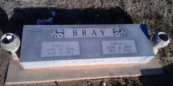 Edith Floy <i>Harper</i> Bray