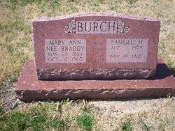 Samuel H Burch