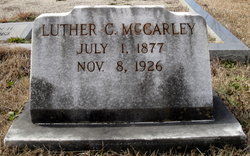 Luther Cephas McCarley