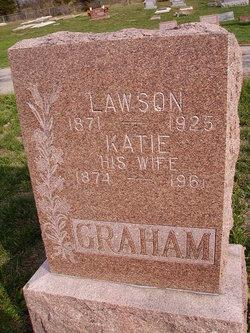 Rosannah Catherine Katie <i>Hughs</i> Graham