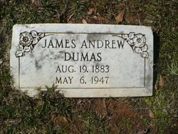 Andrew James Dumas