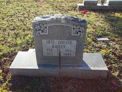 Iris Louise Bailey