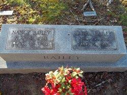 Nancy Annie <i>McDaniel</i> Bailey