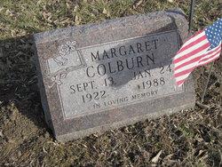 Margaret <i>Laufer</i> Colburn