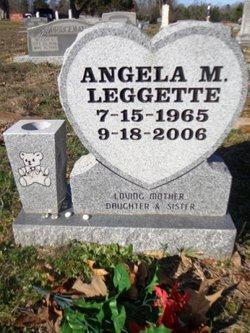 Angela Marie <i>Leggette</i> Hubbard