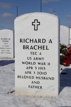 Richard A Brachel