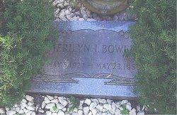 Merilyn I. Bowers