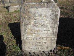 Capt William Pillow Rucker