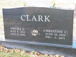 Christine <i>Carter</i> Clark