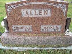 Virginia F. Allen