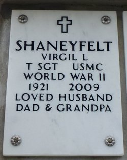 Virgil Lonnie Shaneyfelt