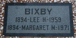 Margaret Marie Bixby