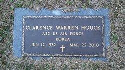 Clarence Warren Pete Houck