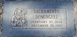 Sacramento Dominguez